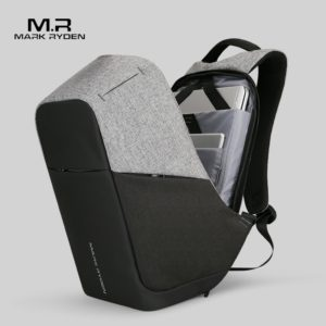 USB charging Men Backpack